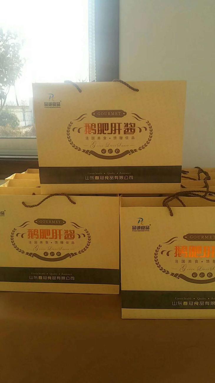 鹅肥肝酱厂家
