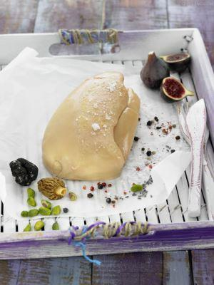 详说清酒鹅肝与鹅肝酱滑香菇的制作